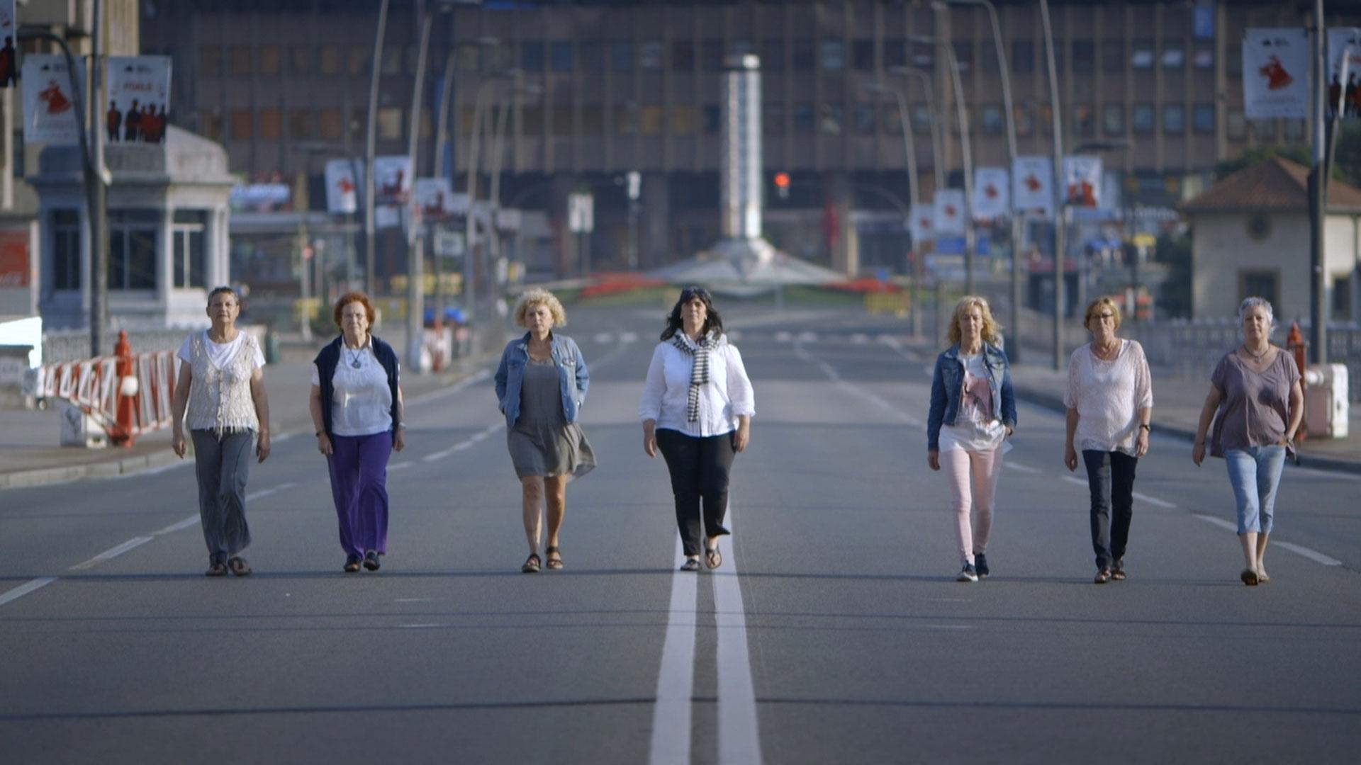 Documental Nosotras, mujeres de Euskalduna