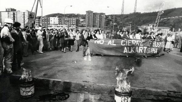 Nosotras,  mujeres  de  Euskalduna