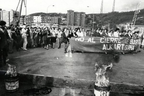 Nosotros mujeres de Euskalduna. Documental.