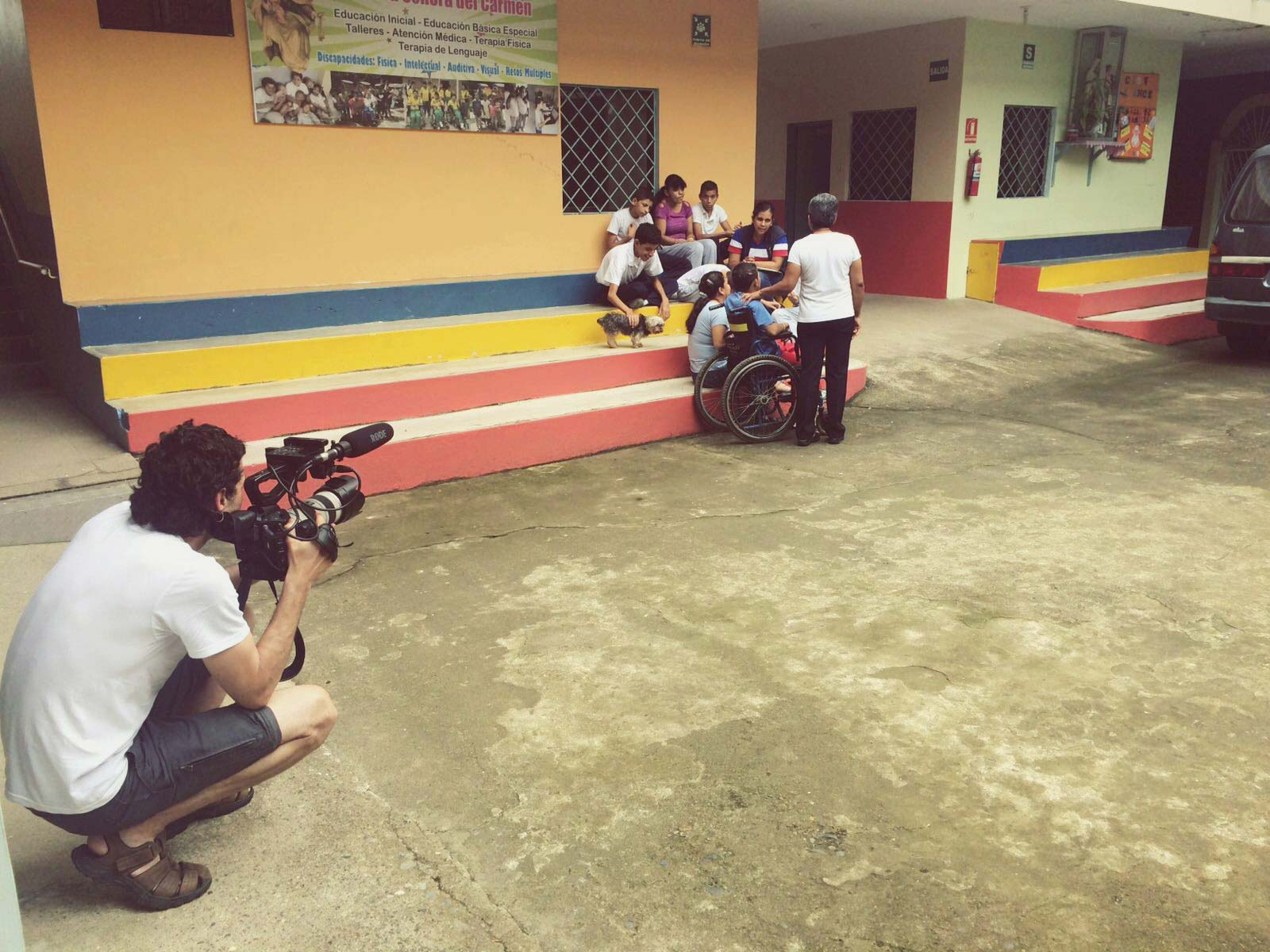 Video documental Órdago a la pequeña