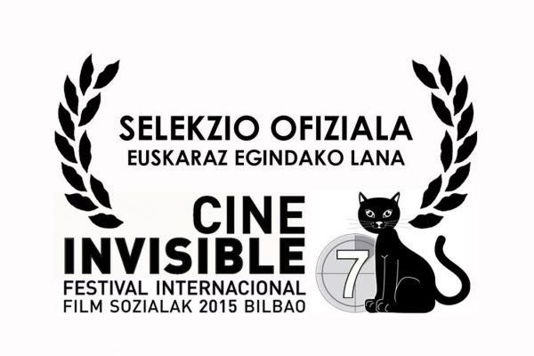 Itsasoari Begira en el Festival de Cine Invisible