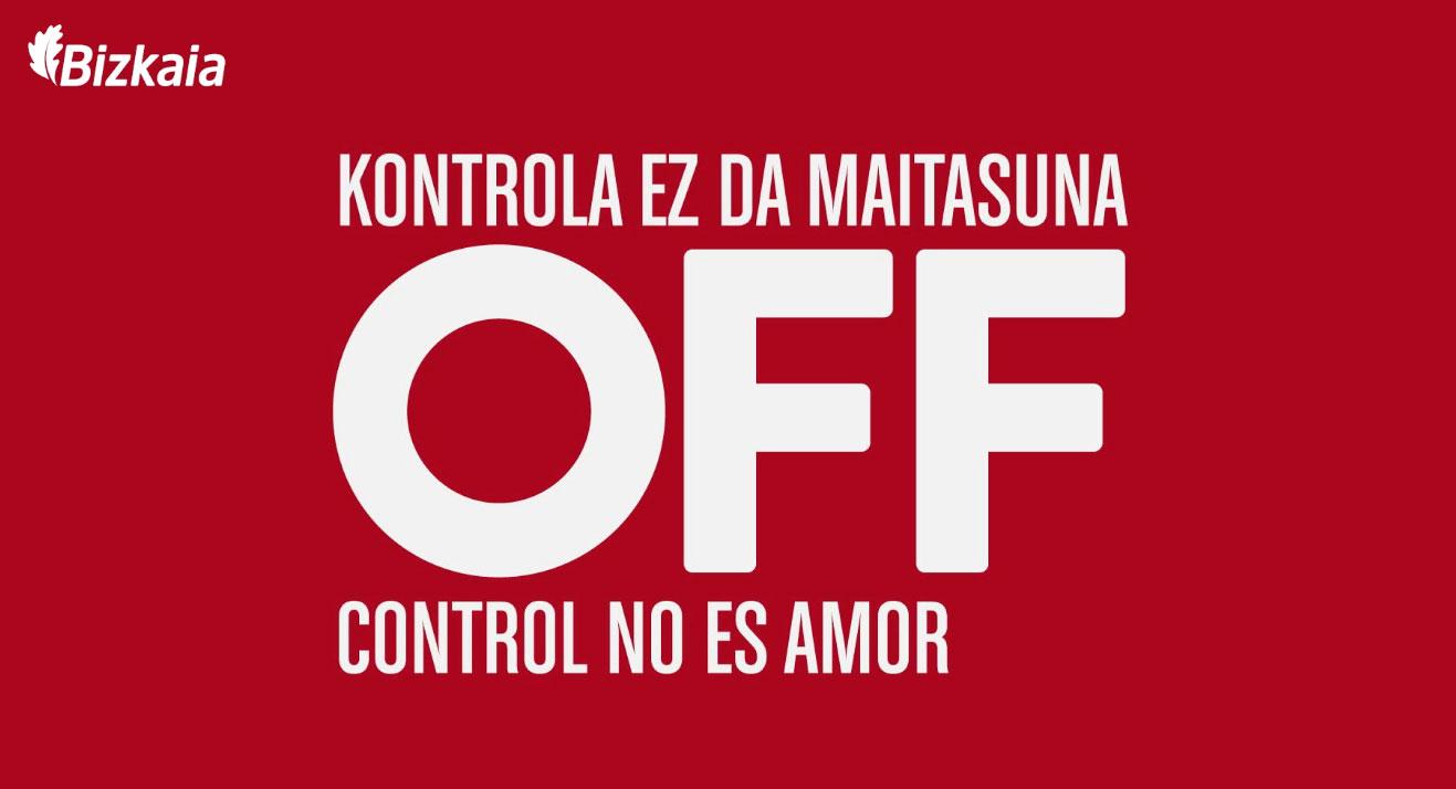 Video Institucional Control no es amor