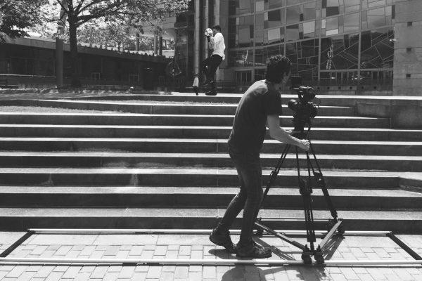 Grabación de vídeo Zuri Beltzean